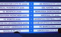"""Benfica-Dortmund e FC Porto-Juventus nos """"oitavos"""" da Liga dos Campeões"""