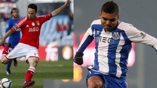 Benfica e Porto somam pontos antes do derby do estádio da Luz
