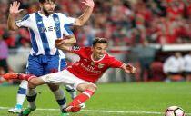 Benfica e F. C. Porto empatam na Luz (1-1)