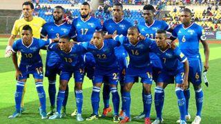 Selecção de Cabo Verde concentra-se em Portugal para a operação Senegal