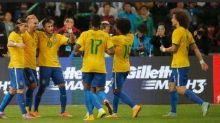 Brasil de Dunga vence a Argentina em Pequim