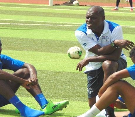 Cabo Verde e Uganda disputam lugar no CAN 2019