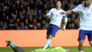 Cristiano Ronaldo salva a selecção portuguesa na Dinamarca