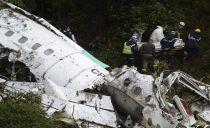 Acidente de avião com equipa brasileira da Chapecoense mata 75 na Colômbia
