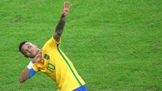 O Brasil de Neymar e Rafinha conquista o ouro olímpico