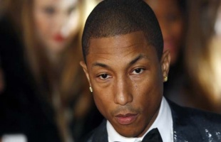 "Pharrel Williams chora com o sucesso de ""Happy"""