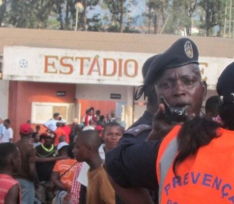 Angola: Dezassete mortos na partida entre Santa Rita e Libolo