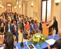 Fonseca reúne-se com a comunidade cabo-verdiana em Roma